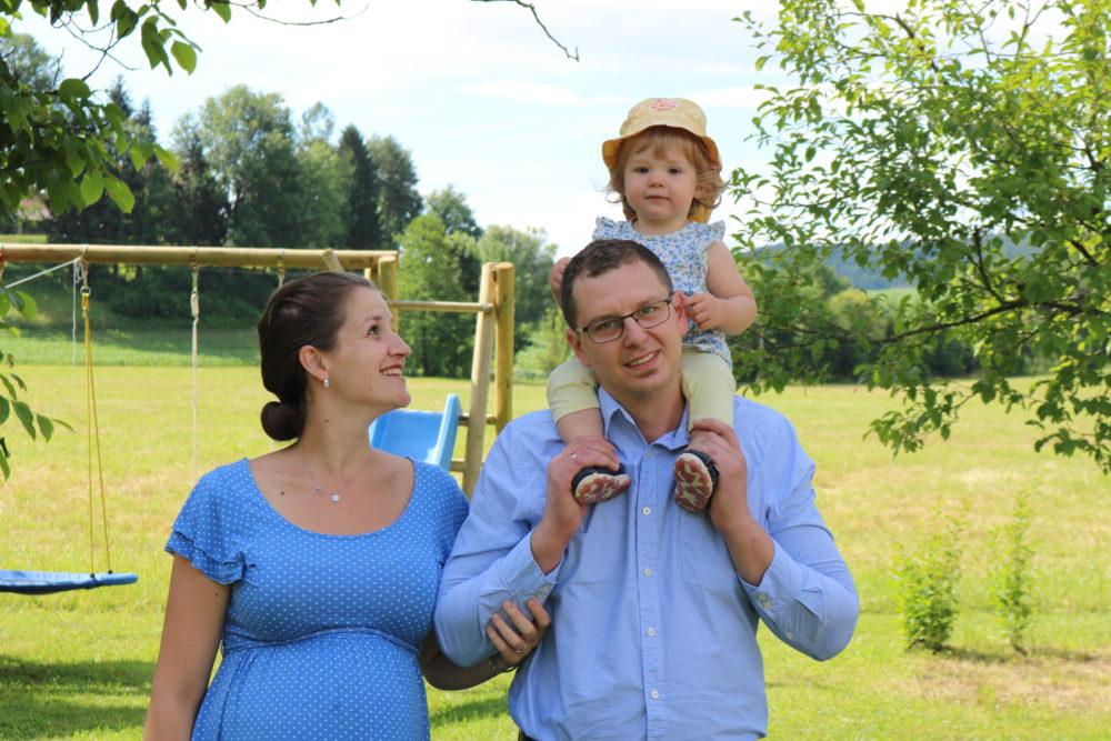 Familie Pichler Sankt Nikolai