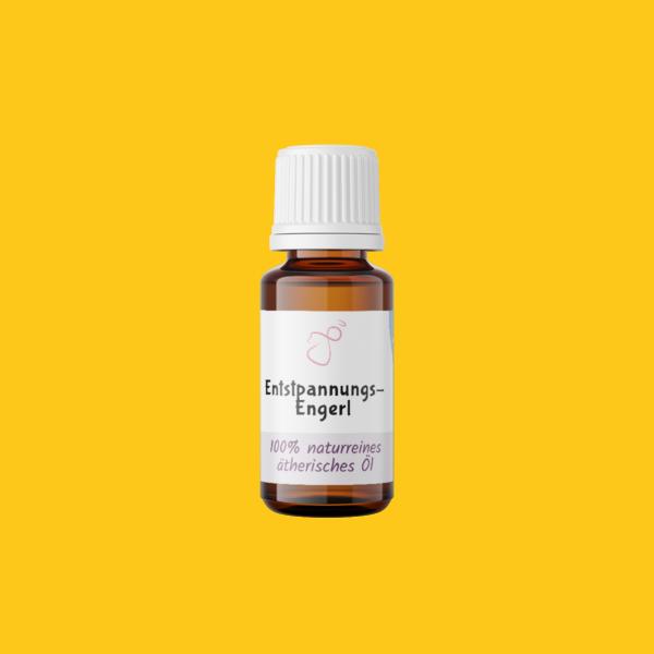 Entspannungs-Engerl Öl Aromaanwendung Schutzengelmein
