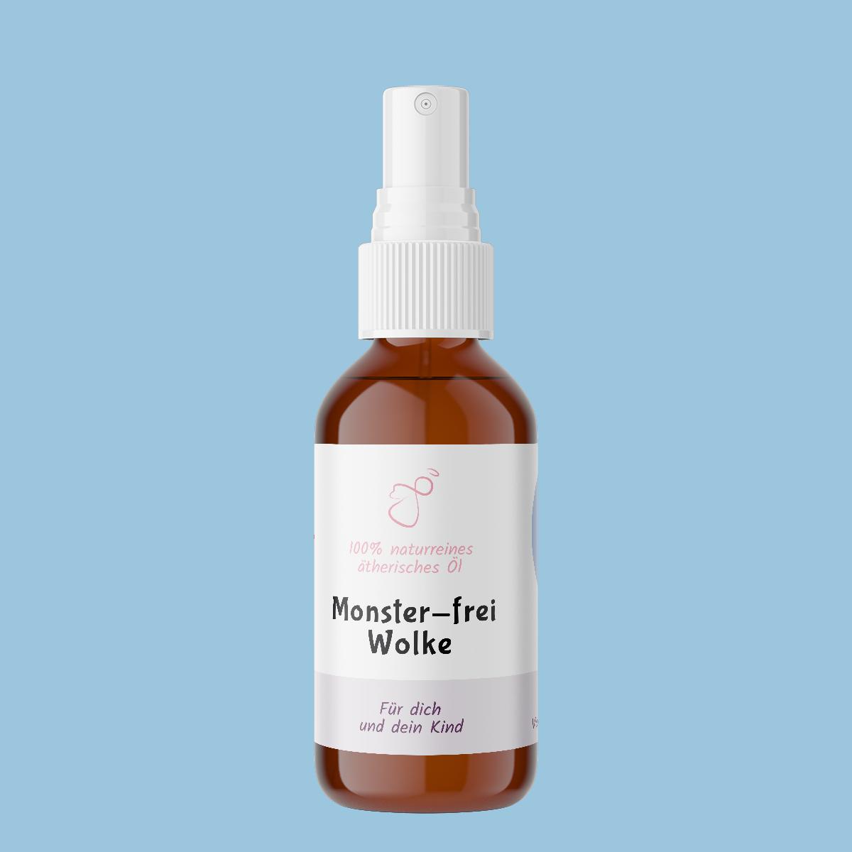 Monster-frei Wolke Aromaspray Raumduft Schutzengelmein