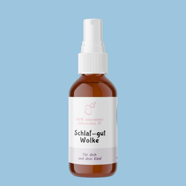Schlaf-gut Wolke Aromaspray Raumduft Schutzengelmein