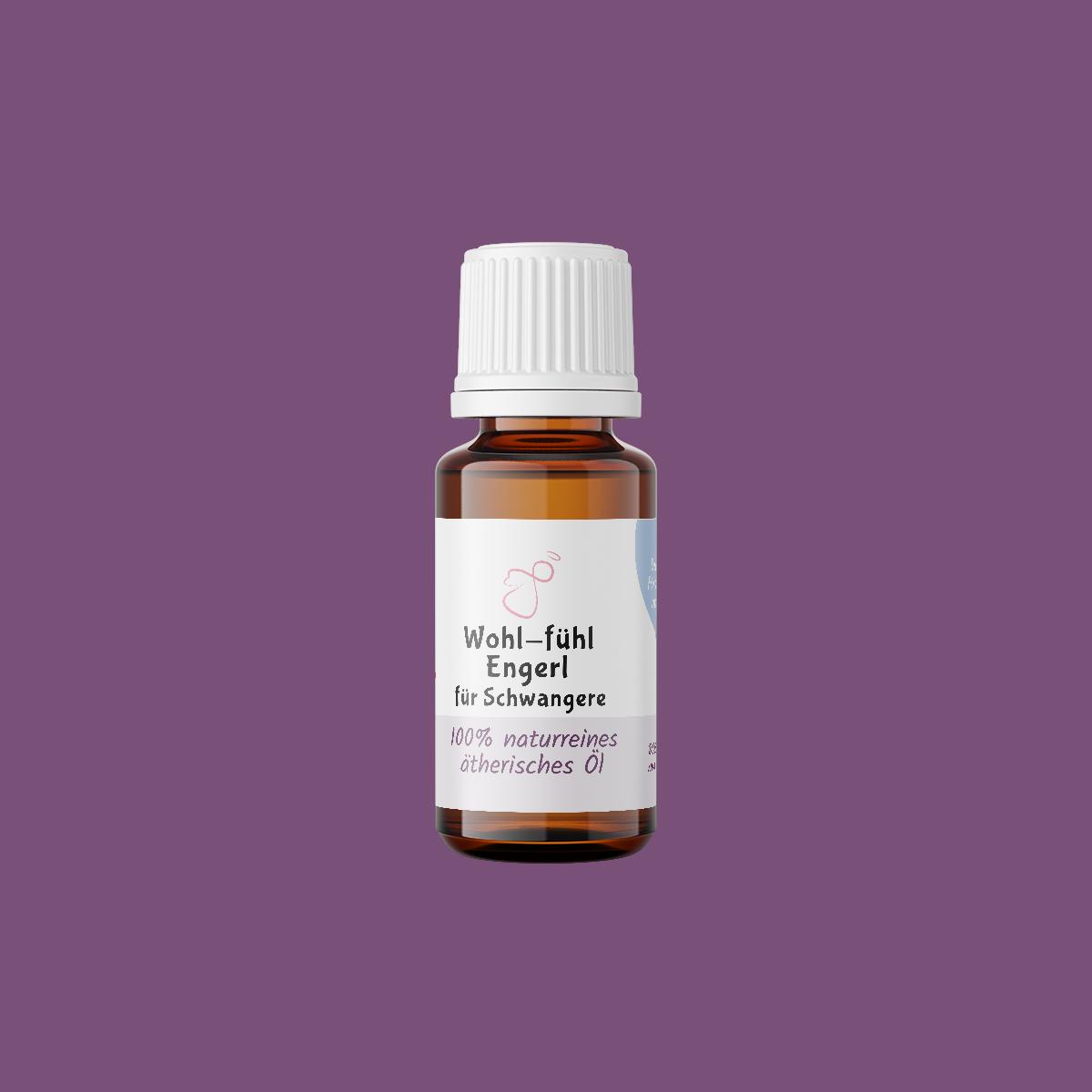 Wohlfühl-Engerl für Schwangere Aromaanwendung Öl