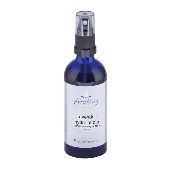 Lavendelhydrolat von Feeling erhältlich bei Schutzengelmein