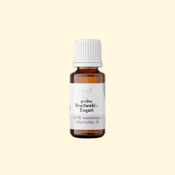 großes Brustwohl-Engerl Ätherisches Öl für Kinder